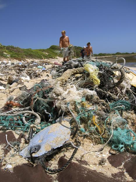 'Garbage Patch' in Pacific Grows to Hundreds of Miles - NBC News   Justice, Peace and the Integrity of Creation   Scoop.it