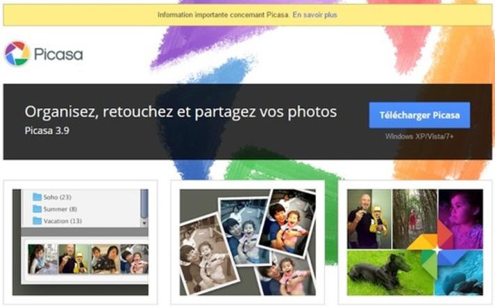 Google ferme définitivement Picasa - Arobasenet.com | TIC et TICE mais... en français | Scoop.it