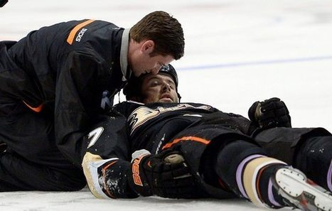NHL hit with 30% increase in concussions this season   Brendan Shanahan works hard   Scoop.it
