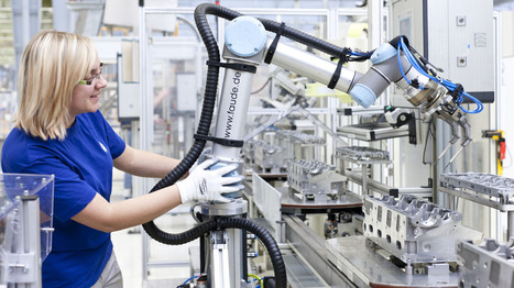 Car Factories Turn Robots And Humans Into Co-Workers - NPR (blog) | Pakistan classified | Scoop.it
