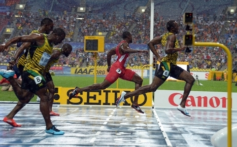 Track and Field Technology is Rapidly Advancing | Technology in Sport | Scoop.it