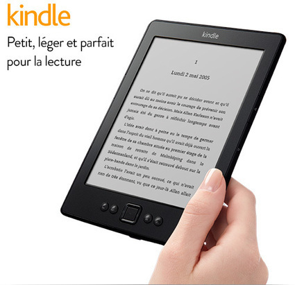 Bon Plan : l'Amazon Kindle à 29€ | Le livre numérique en France | Scoop.it