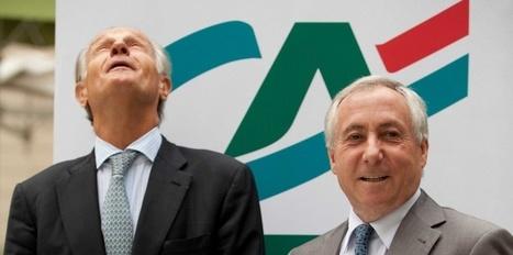 Le Crédit Agricole enfonce BNP Paribas | Environnement Economique | Scoop.it