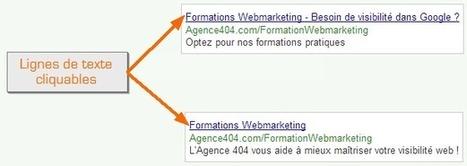 Créer une annonce AdWords avec un titre plus long | Référencement et Webmarketing | Scoop.it