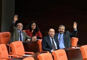POLITICS - Turkish lawmakers on hunger strike for jailed deputies | Afghanistan and Turkey- Wyatt Metivier | Scoop.it