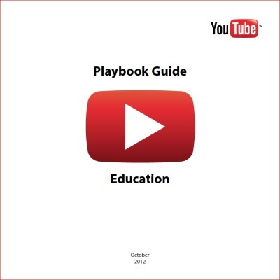 Cool Tool | YouTube Playbook Guide for Education | educacontec | Scoop.it