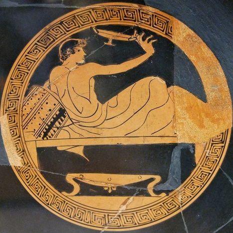 Il vino e l'eros, passioni dei Greci coltivate con senso della misura | LVDVS CHIRONIS 3.0 | Scoop.it