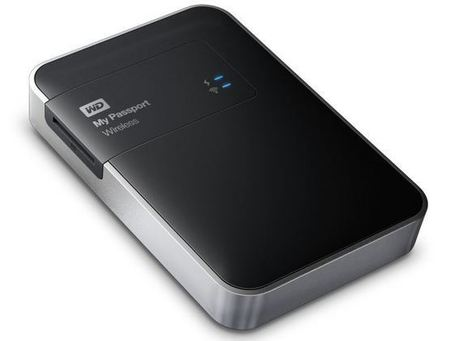 Western Digital Launches My Passport Wireless Mobile Storage Lineup | Storage News and Technology | Scoop.it