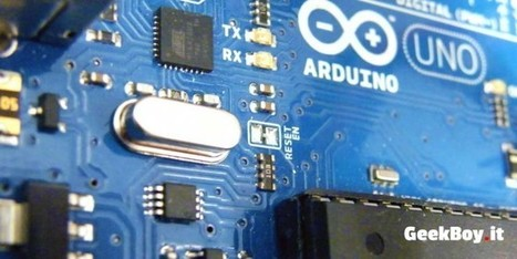 The importance of simplicity, key to Arduino | GeekBoy.it | Arduino, Netduino, Rasperry Pi! | Scoop.it