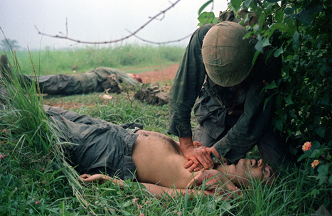 Vietnam War photos still powerful nearly 50 years later | Cold War | Scoop.it