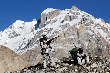 16 Things You Should Know About India's Soldiers Defending Siachen   TopYaps   Interesting Facts   Scoop.it