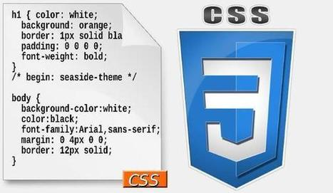 CSS Coding Standards For Visual Layout Of Moodle Approved | elearning stuff | Scoop.it