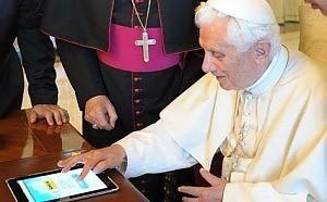 incredibile: Benedetto XVI sbarca su Twitter:  dal 3 dicembre la parola del Papa in 140 caratteri - Repubblica.it | Online Italian | Scoop.it