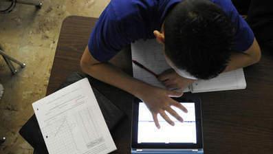 School in Blankenberge zet iPad-verplichting door | ICT-integratie in het onderwijs ( Geschiedenis ) | Scoop.it