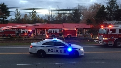 Part of Bedford Highway closed due to early morning building fire   Bedford, NS   Scoop.it