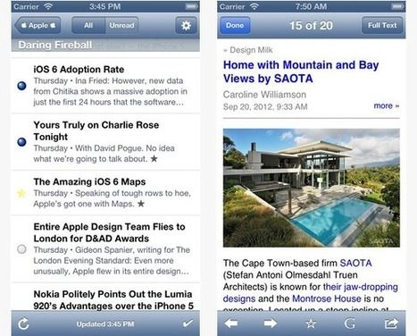 How to Use an RSS Reader | OLE Community Blog | Authentic Teaching and Learning | Scoop.it