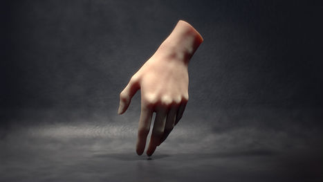 On a imprimé le doigt d'une victime en 3D pour déverrouiller son smartphone et trouver son meurtrier | FabLab - DIY - 3D printing- Maker | Scoop.it