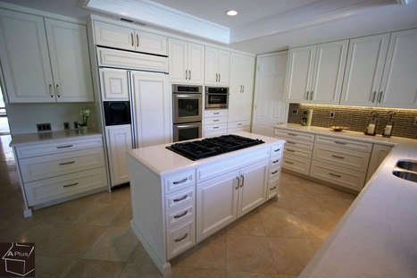 Transitional Design Build Kitchen and Home Remodel in City of Coto De Caza: APlus Interior Design & Remodeling | kitchen remodeling orange county | Scoop.it