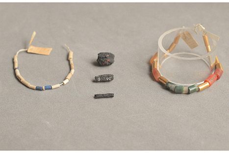 Ancient Egyptian jewelry came from outer space, say scientists | Curiositats | Scoop.it