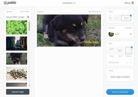 Illustrations sans bavure sur les réseaux sociaux, Pablo | Les outils d'HG Sempai | Scoop.it
