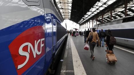 Strasbourg-Roissy : plus d'avion mais un TGV - TF1 | L'évolution des moyens de transporte s'inscrit-elle dans une démarche de développement durable ? | Scoop.it