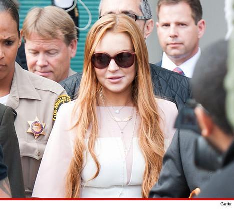 "**XXXTremeMusic News!! ""Lindsay Lohan -- Still Drinking, Despite Rehab Sentence"" | otherside | Scoop.it"