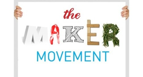 Maker Movement: A Primer White Paper on Makers in America | Manufacturing In the USA Today | Scoop.it