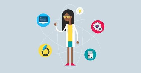 11 TED Talks by brilliant women in STEM | Edtech PK-12 | Scoop.it