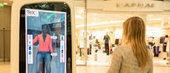 Carrefour installe des cabines d'essayage virtuelles dans ses hypermarchés | Grande distribution en Belgique | Scoop.it