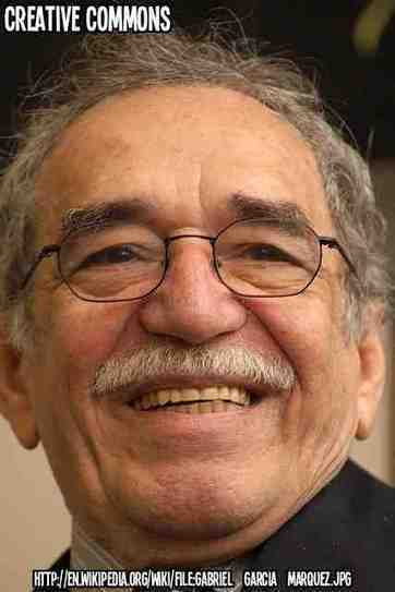 Novelist Gabriel García Márquez dies | Listening activities for English language learners | Scoop.it