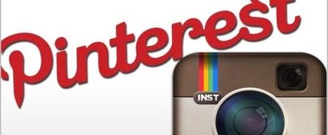 De Pinterest à Instagram, la force de la photo dans les médias sociaux | Sven OT | Scoop.it