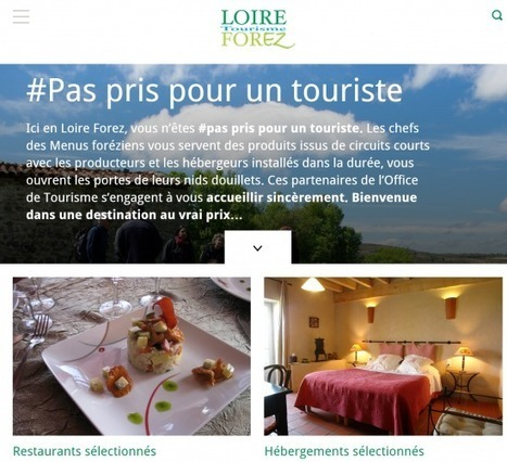 Le regard des locaux, des touristes, bref des non professionnels du tourisme - Etourisme.info | La note de veille d'Eure Tourisme | Scoop.it