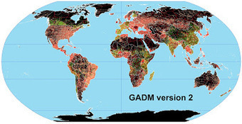 Shapefiles do Projeto Global Administrative Areas (GADM) | ArcGIS-Brasil | Scoop.it