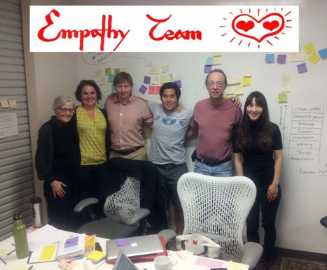 See Magazine Front Page: All Sections | Empathy in Empathic Design, Human-Centered Design & Design Thinking | Scoop.it