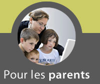 Pour les parents : Internet : L'art d'être un parent branché | Alphabétisation informatique | Scoop.it