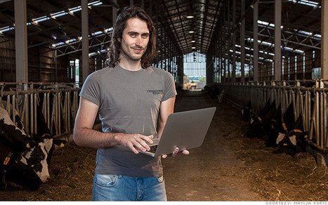 Get ready for robot farmers | Heron | Scoop.it