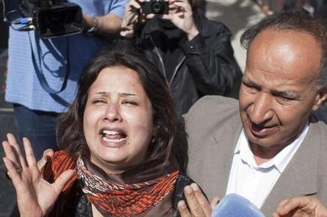 Remember her? »» After 3 arrests in Boulder, Libyan refugee Iman al-Obeidi could face deportation | Saif al Islam | Scoop.it