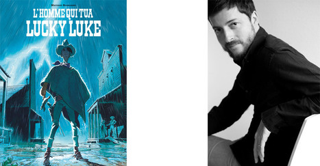 Bédéthèque idéale #121 : Le Bonhomme qui tua Lucky Luke | Art et littérature (etc.) | Scoop.it