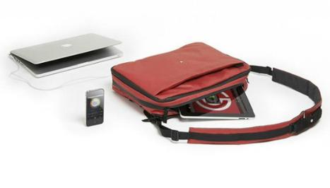 Nueva 'maleta inteligente' que recarga tus dispositivos en cualquier parte | Little things about tech | Scoop.it