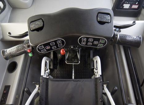 Kenguru, el coche que se conduce desde una silla de ruedas, ya está en producción | Cosas que interesan...a cualquier edad. | Scoop.it