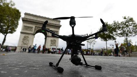 À Paris, les drones de loisir auront le droit de voler... une fois par mois | Drone | Scoop.it