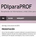 CFIE de Valladolid - Información 2.0 | Sitios y herramientas de interés general | Scoop.it