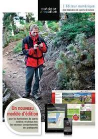 Des outils numériques de promotion des sports de nature | Mon moleskine | Scoop.it