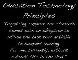1:1 Learning Technology and iPad Articles by James Bowkett | iPads in Education | Scoop.it