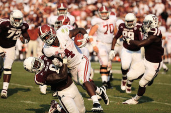 Alabama beats Texas A&M: Football in past, present, and future ... | Football | Scoop.it