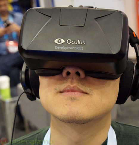 Hands-On: Oculus Rift Review (Crystal Cove, DK2) | Virtual Reality Technology | Scoop.it