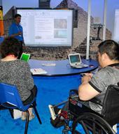 Collaborative grouping and multiple displays at ISTE 2012 | Aprender colaborando y colaborar aprendiendo | Scoop.it