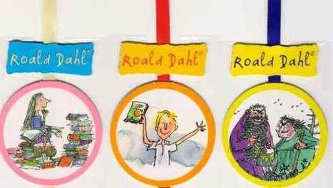 Roald Dahl y la fábrica de cuentos el árbol rojo. revista de literatura infantil y juvenil | Formar lectores en un mundo visual | Scoop.it