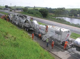 » ¿Qué es una recicladora de asfalto? El blog de Víctor Yepes | Víctor Yepes Piqueras | Scoop.it