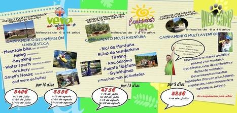 Centro de Actividades Vera | Idiomas | Scoop.it